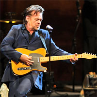 John Mellencamp's official website is mellencamp.com